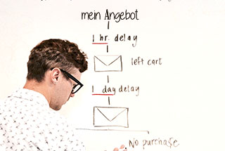 Email-Marketing-Kampagne
